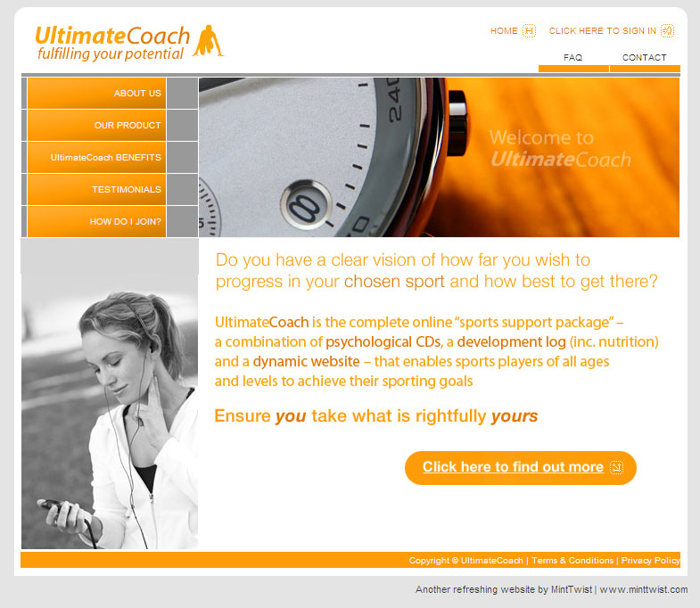 UltimateCoach