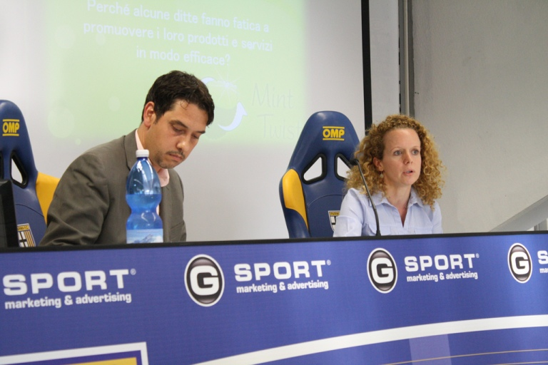 The event was hosted by Parma FC