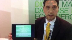 Elliott King at GITEX Dubai 2012
